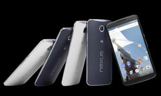 有機EL Nexus6